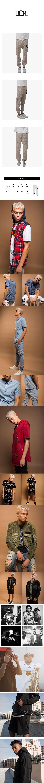 도프 Clubhouse Sweatpants (Off White)