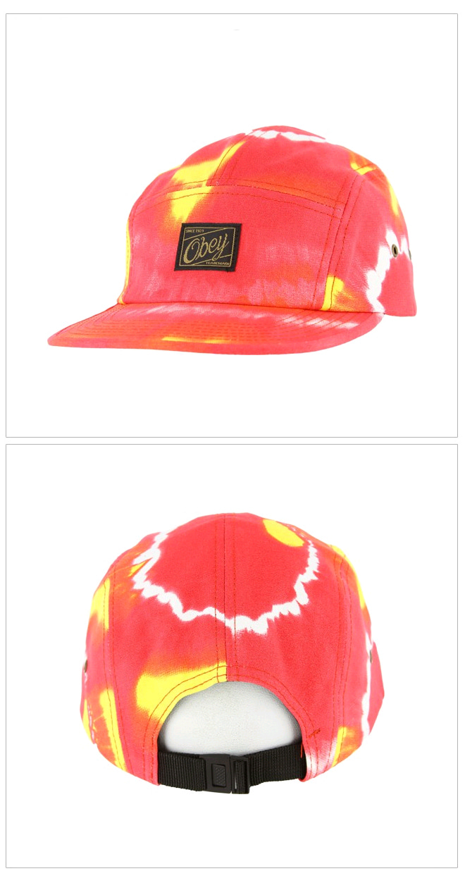 OBEY JERRY 5 PANEL HAT